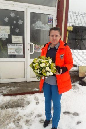 Покупатели магазина Склад-Цветы.рф