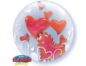 Bubble Инсайдер «Парящие сердца»