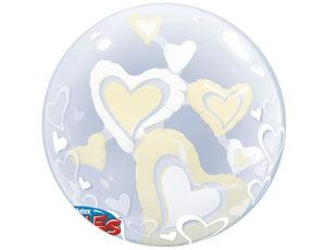 Bubble Инсайдер «Парящие сердца» Ivory