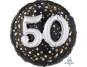 шар 50 лет