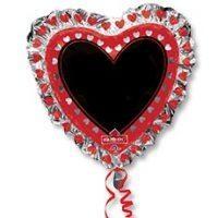Сердце с маркером