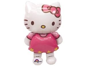 Ходячий воздушный шар Hello Kitty
