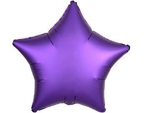 ЗВЕЗДА Сатин Purple Royale