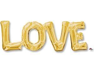 LOVE золото