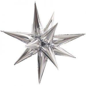 Звезда Составная Silver