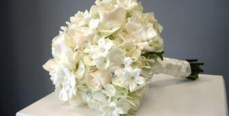 Свадебный букет для Невесты - Тельца