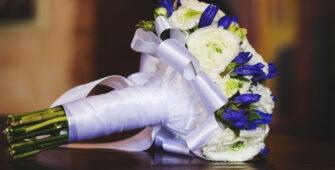 Свадебный букет для Невесты - Близнецов