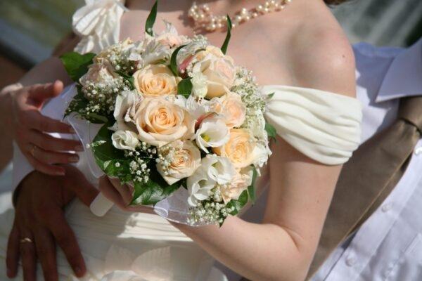 Букет невесты Склад-Цветы.рф