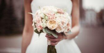 Свадебный букет для Невесты - Девы