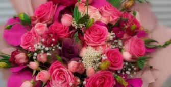 Какие цветы подарить на свидание?