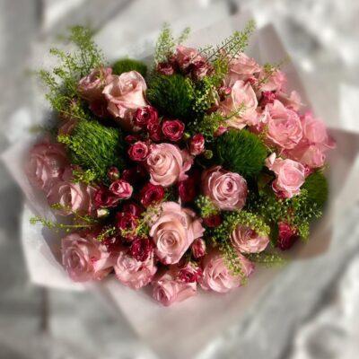 "Букет ""Desert rose"""
