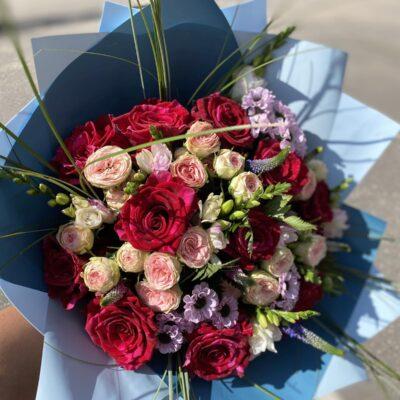 Букет Цветочный Фейерверк